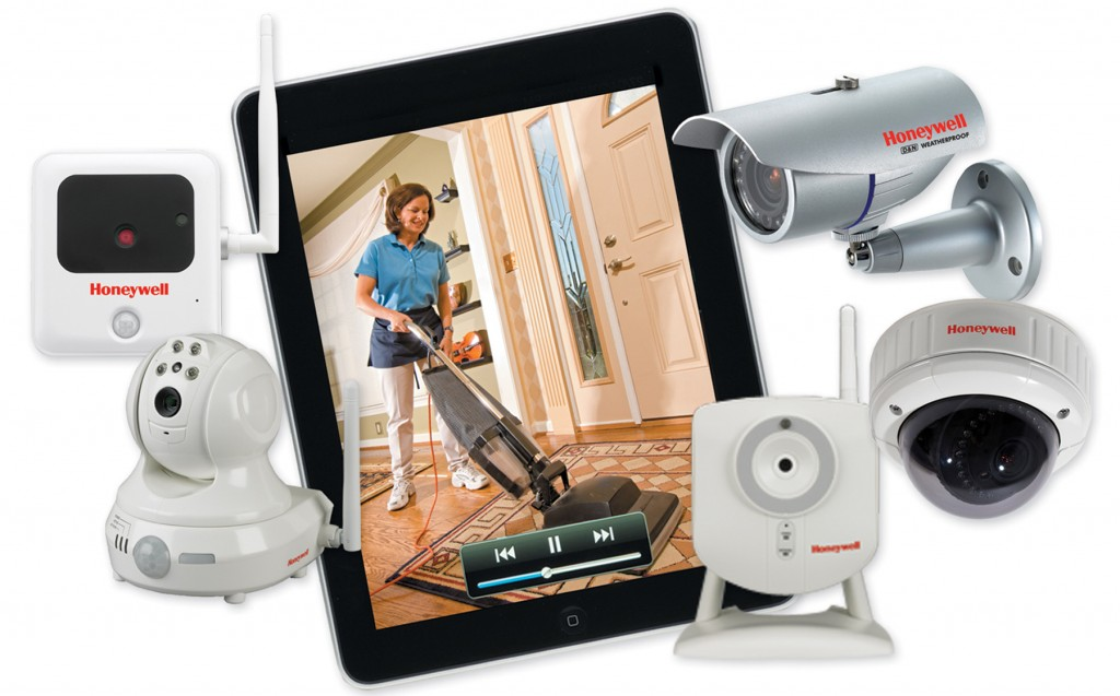 Honeywell-Security-Automation-Solutions-Integrated-with-Mobile-Devices-Like-iPhone